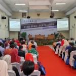 Para peserta seminar nasional tentang peranan penyuluh (Foto:maritim/dok)