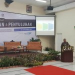 Kepala Badan Riset dan Pengembangan SDM Perikanan Syarief Widjaya dalam sambutannya mengatakan RI telah memiliki aplikasi Laut Nusantara  (Foto:maritim/dok)