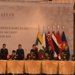 Para perwakilan angkatan bersenjata ASEAN tandatangani kesepakatan (Foto:maritim/dok/puspen tni)