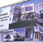 Perubahan eksistensi SUPM Waiheru Ambon ditandai dengan pembangunan Gedung Rektorat (Foto:maritim/dok/henry)