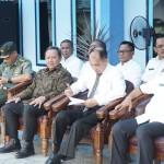 """Tatapan Dr Suherman yang berharap Politeknik Waiheru Maluku bisa kuasai """"jagad"""" ikan Indonesia (Foto:maritim/dok/henry)"""