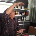 Dr Talkah Badrus (Foto:maritim/herbert)