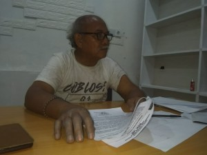 Binsar Effendi melihat tidak ada alasan pihak manajemen PT Pertamina mengulangi pembukaan anak perusahaan pengganti Petral (Foto:maritim/mare)