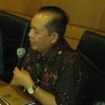 Deputi Bidang Pengawasan Koperasi Kementerian Koperasi dan UKM  Dr Supardno (Foto:maritim/dok-herbert)
