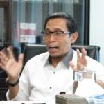 Luhur Pradjarto,SE,MM (Foto:maritim/rori)