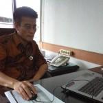 Kepala Bagian Hubungan Masyarakat Kemenkop UKM Sahrul (Foto:maritim/herbert)