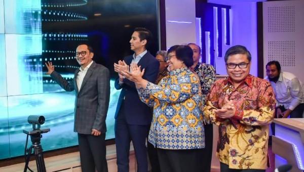 Menteri LKH Dr Siti Nurbaya: Sistem Informasi Kendali Pencemaran dan Kerusakan Lingkungan Kini Terintegrasi